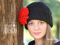 small_thumb_Parisian_Dahlia_Beanie_Crochet_Pattern